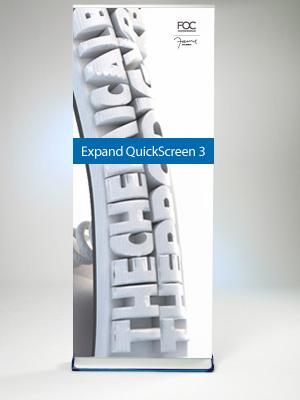 Expand QuickScreen 3